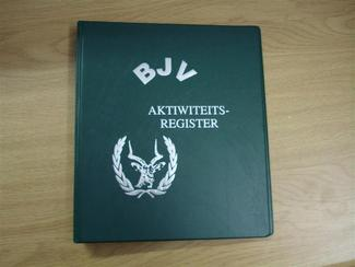 Jagters Aktiwiteits Register